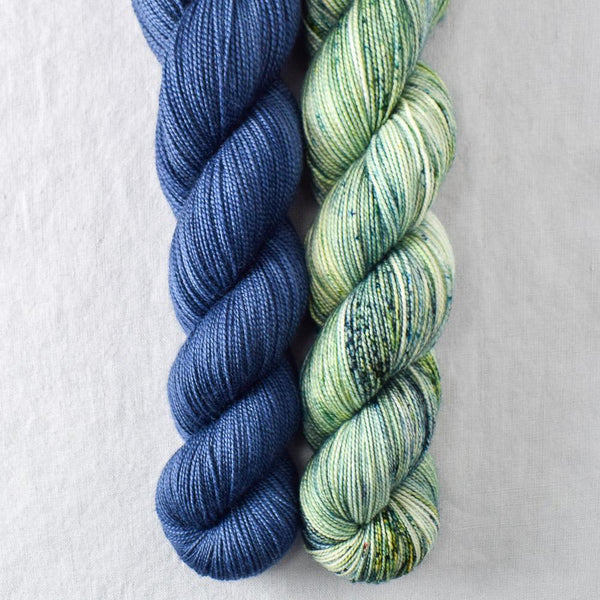 Denim, Pacifica - Miss Babs 2-Ply Duo