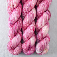 DFW Fiber Fest 2020 - Miss Babs Yummy 3-Ply yarn