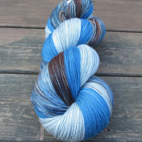 Dream Weaver, Indigo Bunting, Oregon Mist - Yummy Trio - Babette