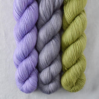 Dried Lavender, Fiddlhead, Orchid - Miss Babs Yummy Trio