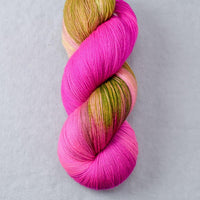 Drunken Watermelon - Miss Babs Katahdin yarn