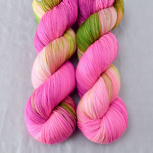 Drunken Watermelon - Miss Babs Keira yarn
