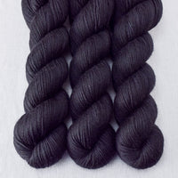 Ebony - Miss Babs Yummy 3-Ply yarn