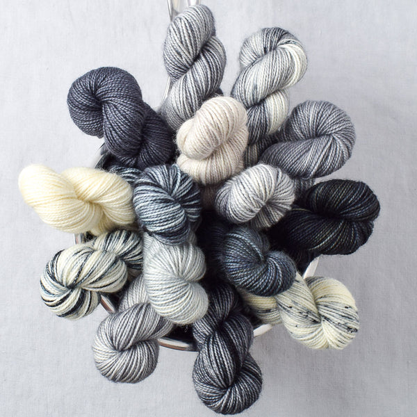 Advent Yarn Set - Escher - PRE-ORDER to ship by November 16