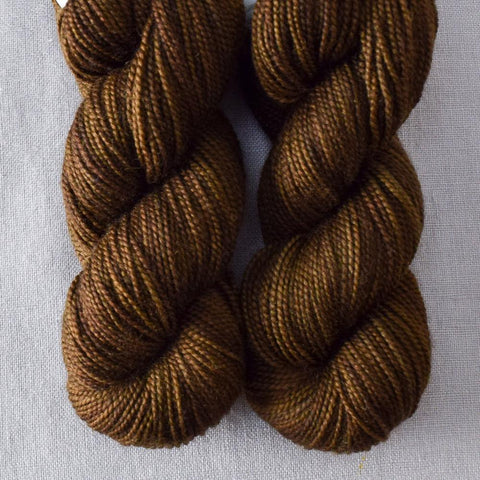 Espresso - Miss Babs 2-Ply Toes yarn