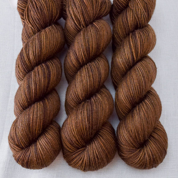Espresso - Miss Babs Yummy 3-Ply yarn