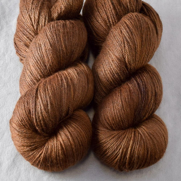 Espresso - Miss Babs Big Silk yarn