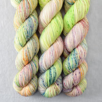Exuberance - MDSW 2020 - Miss Babs Yummy 2-Ply yarn