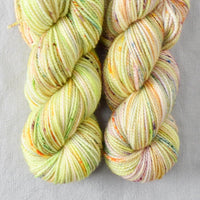 Exuberance - MDSW 2020 - Miss Babs 2-Ply Toes yarn
