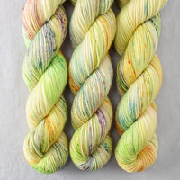 Exuberance - MDSW 2020 - Miss Babs Yummy 3-Ply yarn