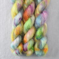 Exuberance - MDSW 2020 - Miss Babs Moonglow yarn