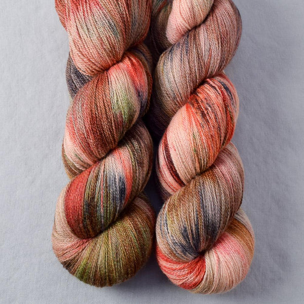 Favorite Boots - Miss Babs Yearning yarn
