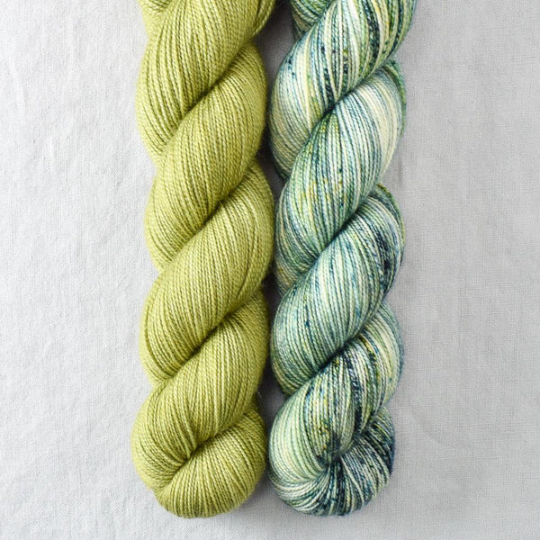 Fiddlehead, Pacifica - Miss Babs 2-Ply Duo