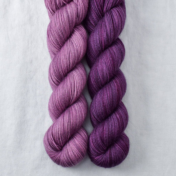 Fig and Spiked Punch - Miss Babs 2-Ply Duo