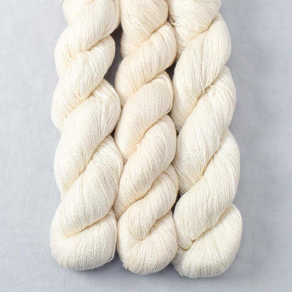 Fingering Weight Silk-Cashmere Mill Ends - Miss Babs Undyed Yarn yarn - Destash Clearance