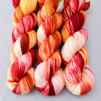 Fire Ball - Miss Babs Yummy 3-Ply yarn