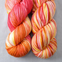 Fire Ball - Miss Babs Big Silk yarn