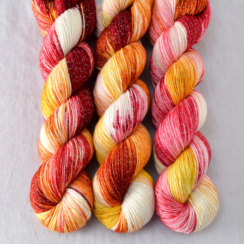 Fire Ball - Miss Babs Estrellita yarn