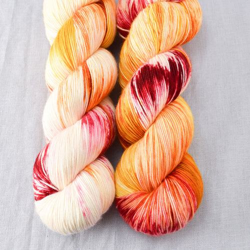 Fire Ball - Miss Babs Keira yarn