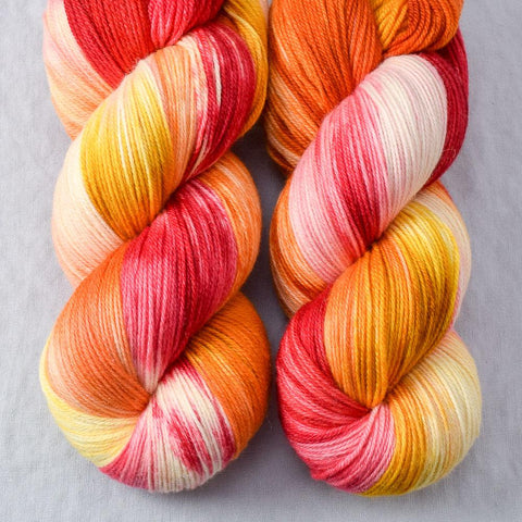Fire Ball - Miss Babs Killington yarn
