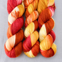 Fire Ball - Miss Babs Yet yarn
