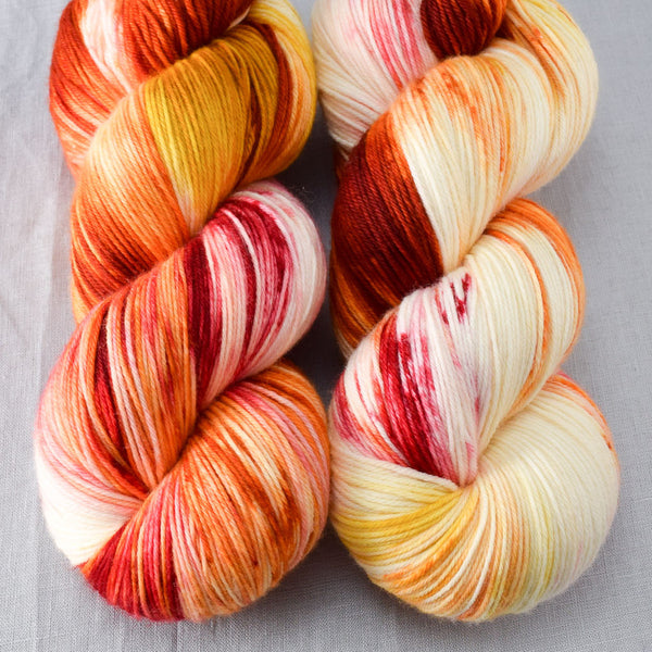 Fire Ball - Miss Babs Yowza yarn