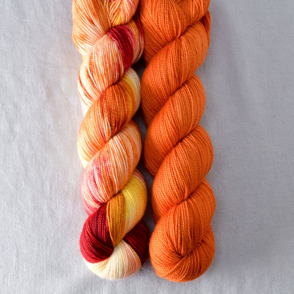 Fireball, Zest - Miss Babs 2-Ply Duo