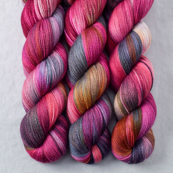 Fired Up - Miss Babs Dulcinea yarn