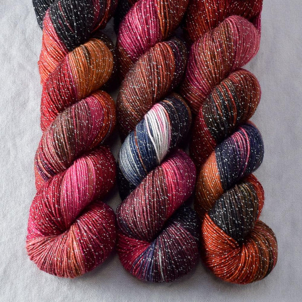 Fired Up - Miss Babs Estrellita yarn