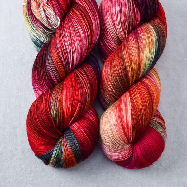 Fired Up - Miss Babs Katahdin yarn