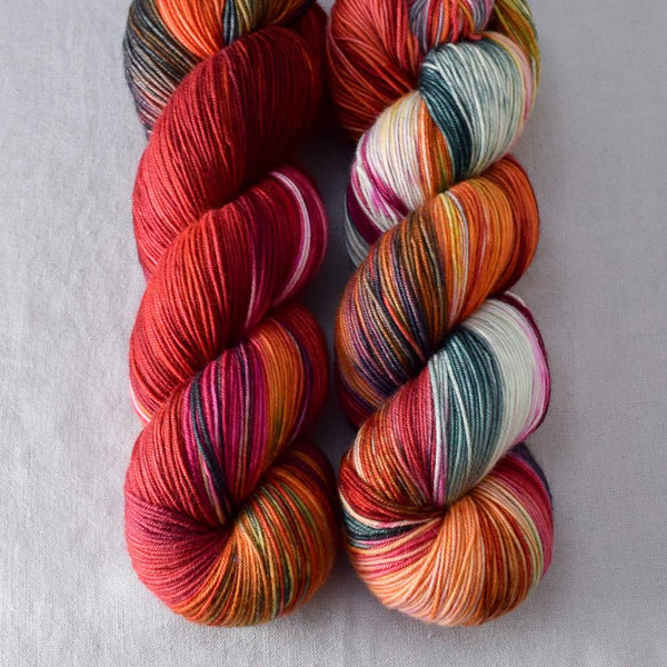 Fired Up - Miss Babs Keira yarn