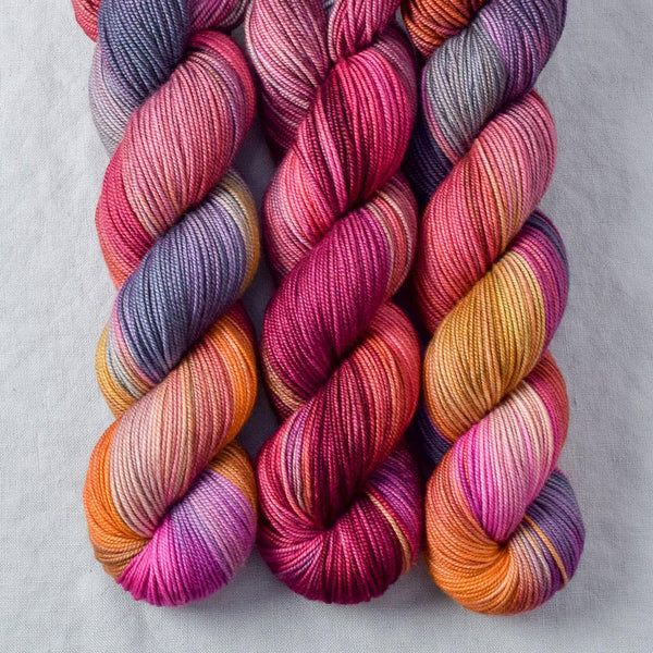 Fired Up - Miss Babs Kunlun yarn
