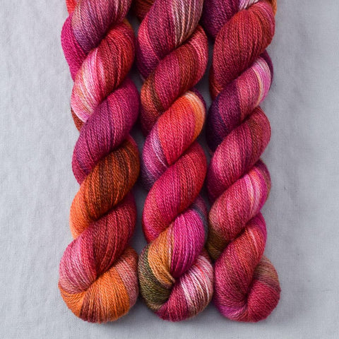 Fired Up - Miss Babs Yet yarn