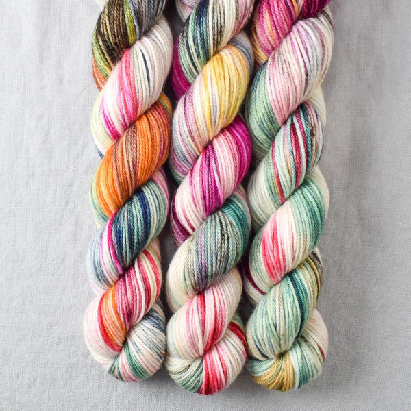 Fired Up - Miss Babs Yowza Mini yarn