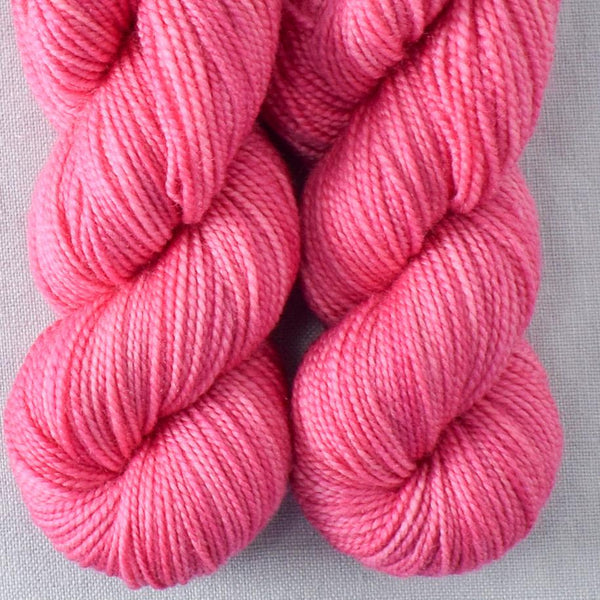 Flower Maiden - Miss Babs 2-Ply Toes yarn