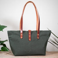 Forest Green Bag No. 3 - The Everywhere Bag