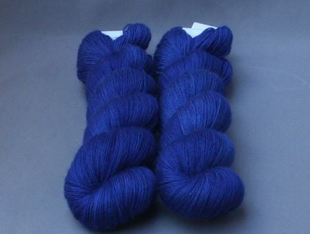 Fountain Pen - Miss Babs Northumbria Fingering Yarn