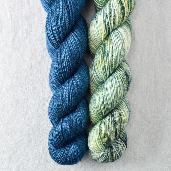 Franklin, Pacifica - Miss Babs 2-Ply Duo