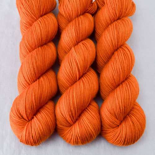 French Marigold - Miss Babs Yummy 3-Ply yarn