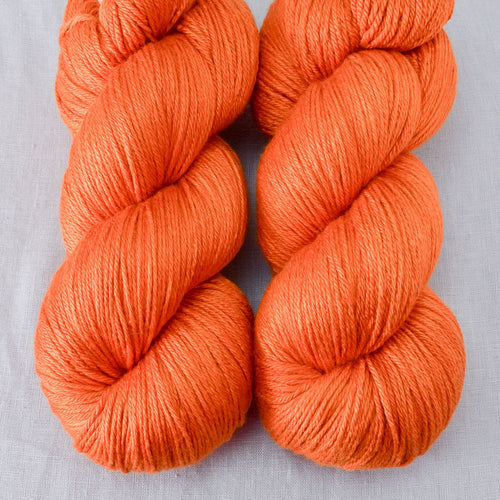 French Marigold - Miss Babs Big Silk yarn