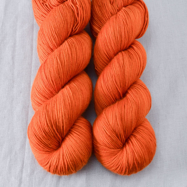 French Marigold - Miss Babs Keira yarn
