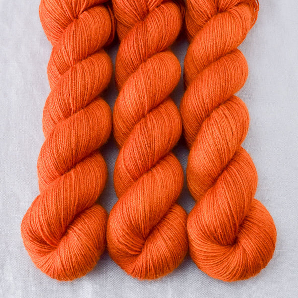 French Marigold - Miss Babs Northumbria Fingering yarn