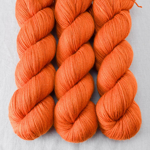 French Marigold - Miss Babs Tarte yarn