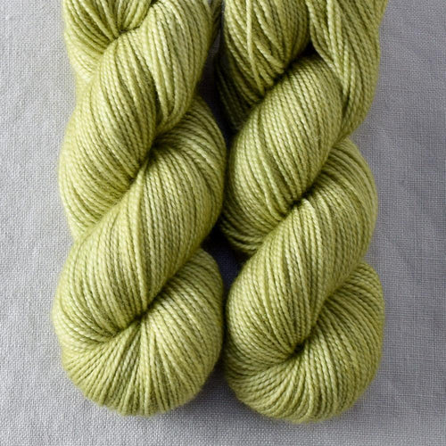 Frog Belly - Miss Babs 2-Ply Toes yarn