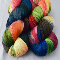 Funny Papers - Miss Babs Katahdin yarn