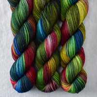 Funny Papers - Miss Babs Putnam yarn