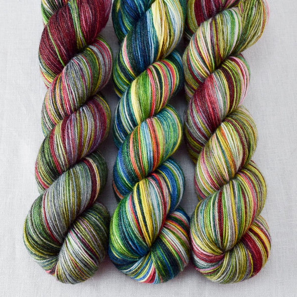 Funny Papers - Miss Babs Tarte yarn