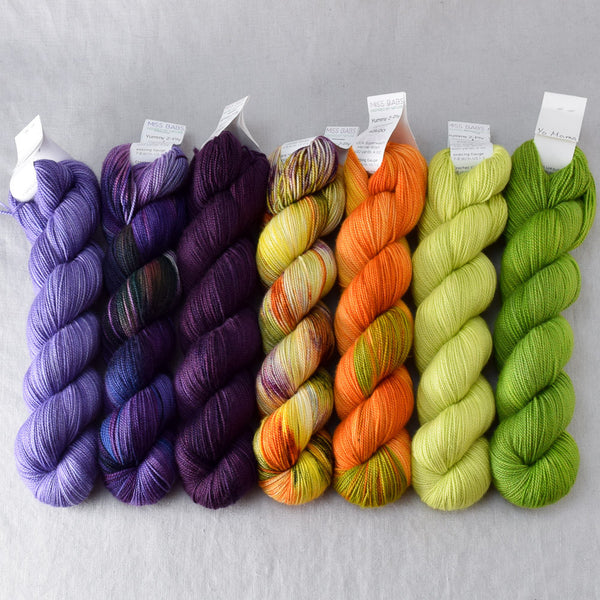 Garden Border - Miss Babs Yummy 2-Ply Fade Set