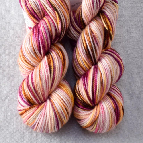 Garden Party - Miss Babs 2-Ply Toes yarn