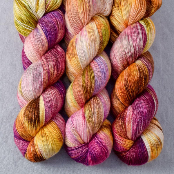 Garden Party - Miss Babs Dulcinea yarn